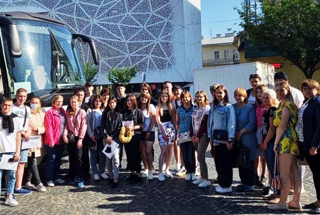 Літнє міжнародне фахове стажування студентів
